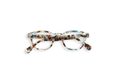 Izipizi Izipizi screenbril #C blue tortoise soft