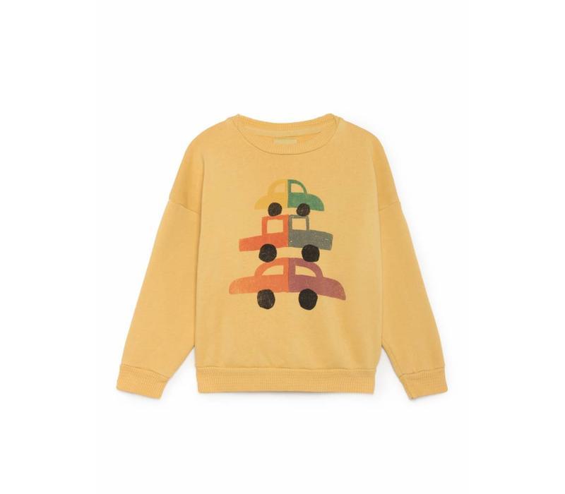 Bobo Choses Sweatshirt cars