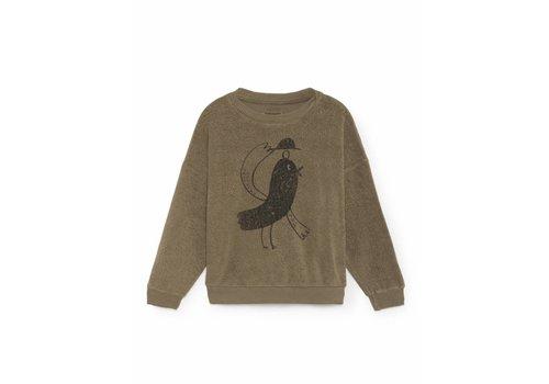 Bobo Choses Bobo Choses Sweatshirt bird sheepskin