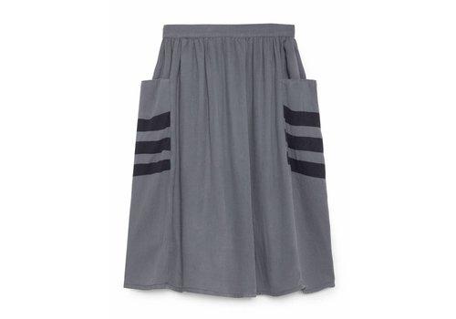 Bobo Choses Bobo Choses Skirt happy sad empty midi