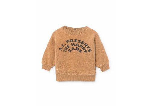 Bobo Choses Bobo Choses Sweatshirt the happy sads sheep skin fleece