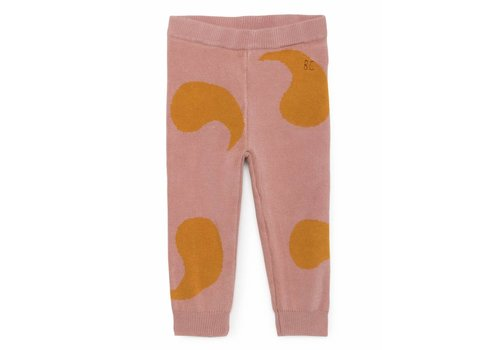 Bobo Choses Bobo Choses Trousers rose knitted