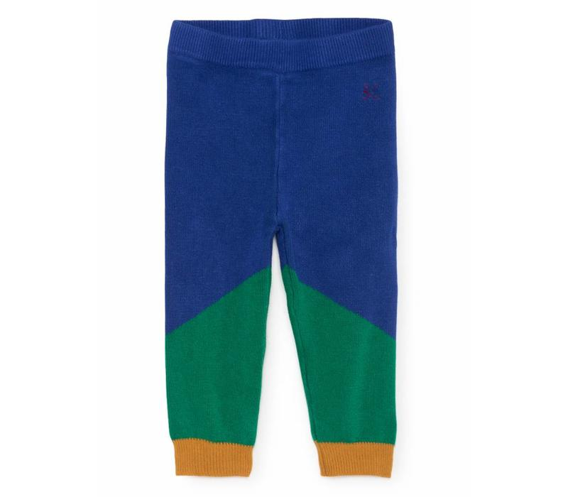 Bobo Choses Trousers geometric knitted