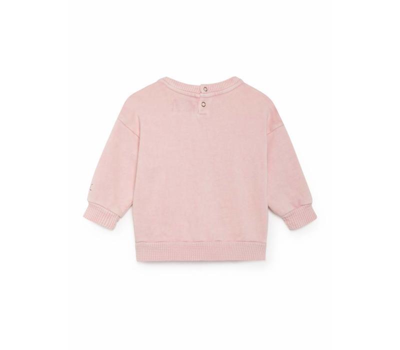 Bobo Choses Sweatshirt pink/red always never