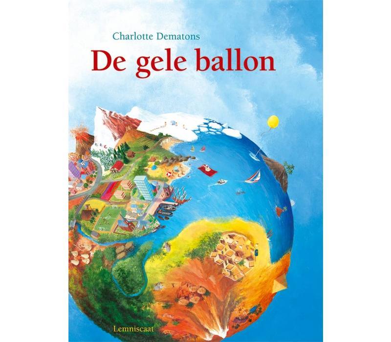 Boek De gele ballon