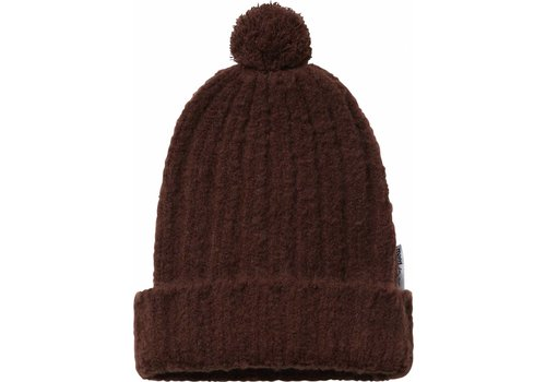 Maed for mini Maed for mini Knit hat decadent dachsund