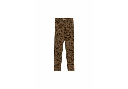 Soft gallery Soft Gallery Legging paula tiger smal buckthorn brown