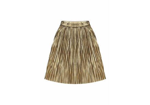 Soft gallery Soft Gallery Skirt mandy black/gold