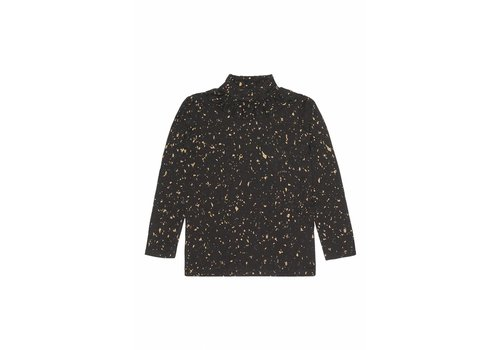 Soft gallery Soft Gallery Top Fayenne black gold flakes