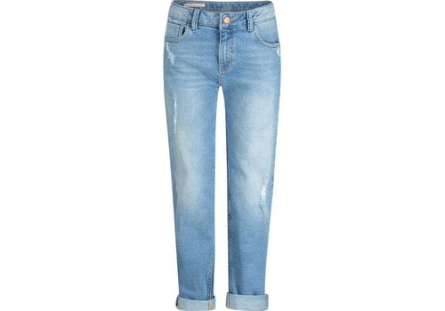 Boof Boof jeans puffin retro blue denim