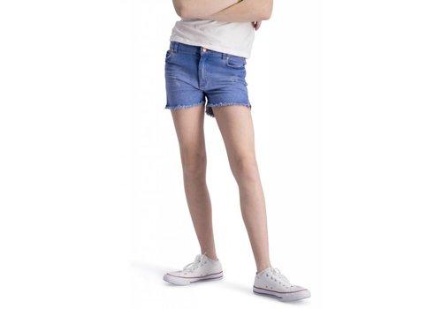 Boof Boof short jeans lux girls baby blue