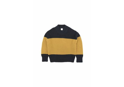 Tiny Cottons Tiny Cottons sweater color block