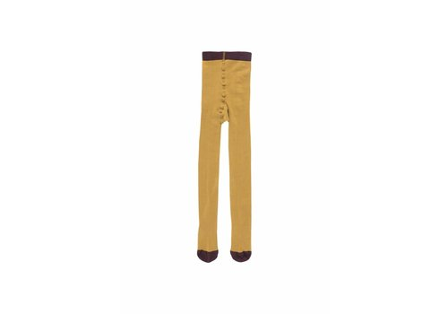 Tiny Cottons Tiny Cottons tights mustard