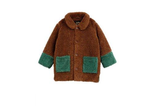Mini Rodini Mini Rodini faux fur jacket