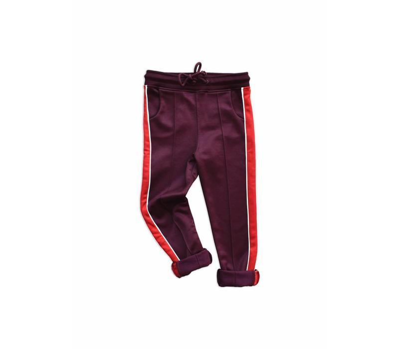 Ammehoela jax sportpants bordeaux