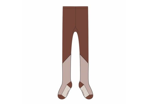 Phil & Phae Phil & Phae Tights russet