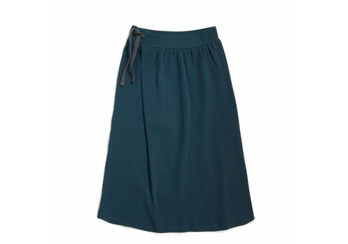 Phil & Phae Phil & Phae Long skirt deep teal