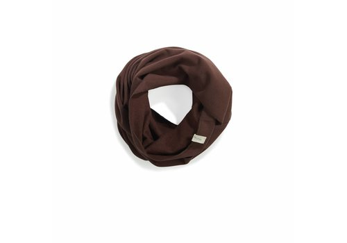 Phil & Phae Phil & Phae Infinity scarf cocoa