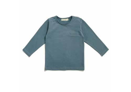 Phil & Phae Phil & Phae Pocket tee balsam blue