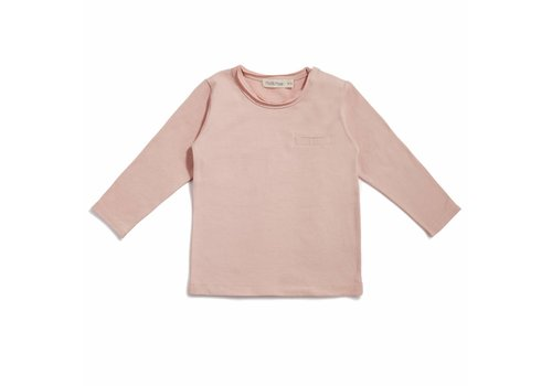 Phil & Phae Phil & Phae Pocket tee blush