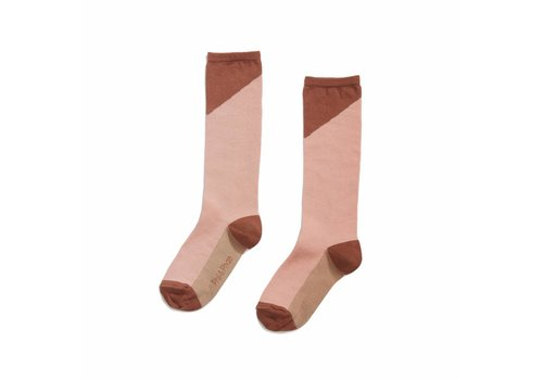 Phil & Phae Phil & Phae Knee socks russet