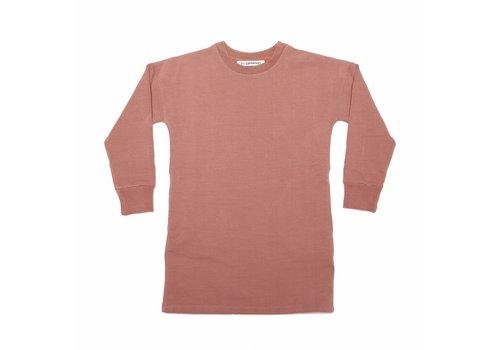 Mingo Mingo Sweater dress raspberry