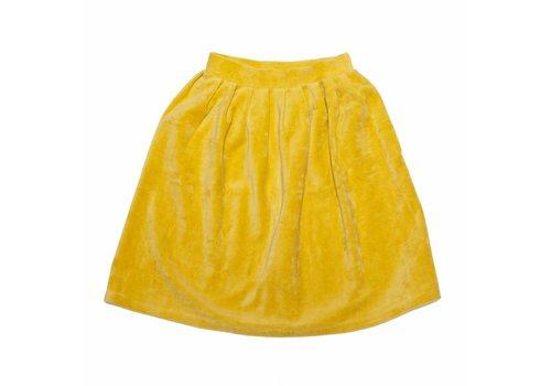 Mingo Mingo Skirt velvet sauterne