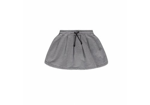 Mingo Mingo Skirt b/w stripes