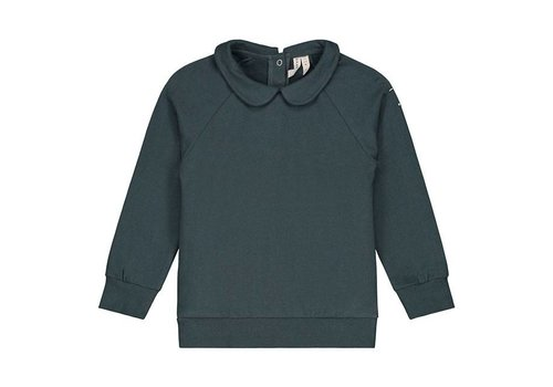 Gray label Gray Label collar sweater blue grey
