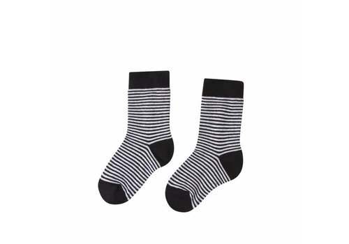 Mingo Mingo socks stripe black