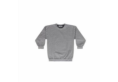 Mingo Mingo Sweater b/w stripes
