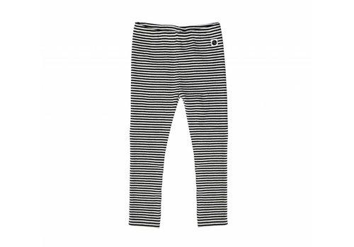 Sproet & Sprout Sproet & Sprout legging black/milk stripe