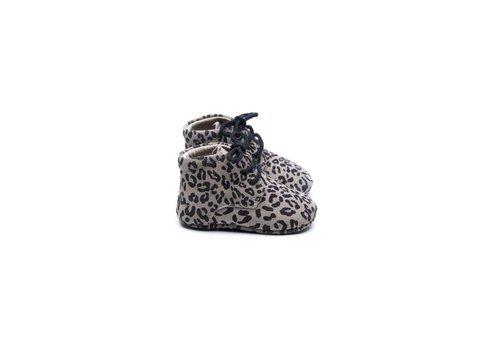 Mockies Mockies boots classic leopard
