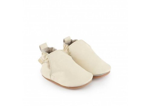 Boumy Boumy Hagen Cream leather