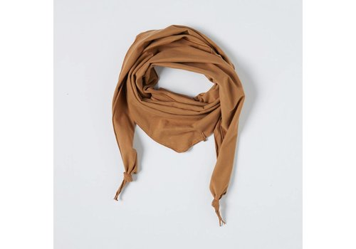Nixnut Nixnut Triangle shawl rust/rust
