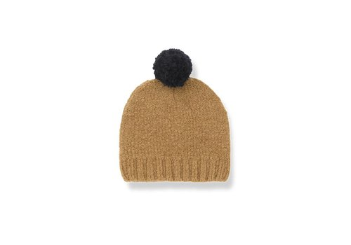 1 + in the family 1 + in the family siena beanie ochre