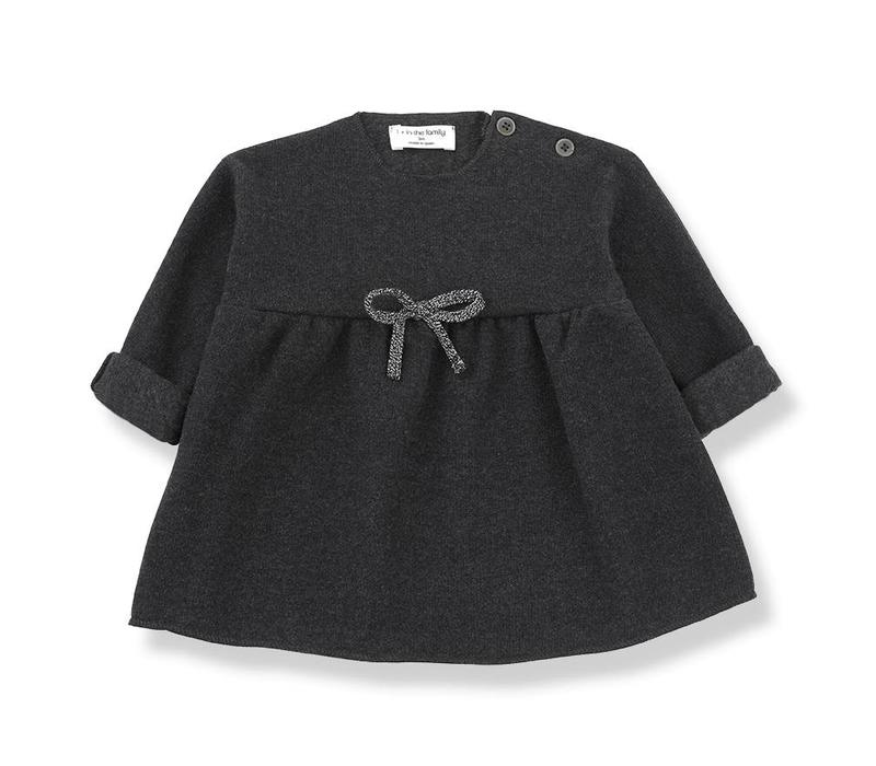1 + in the family estela dress anthracite