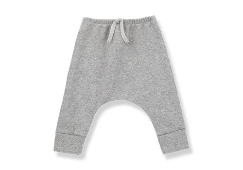 1 + in the family 1 + in the family jay fleece pants light grey
