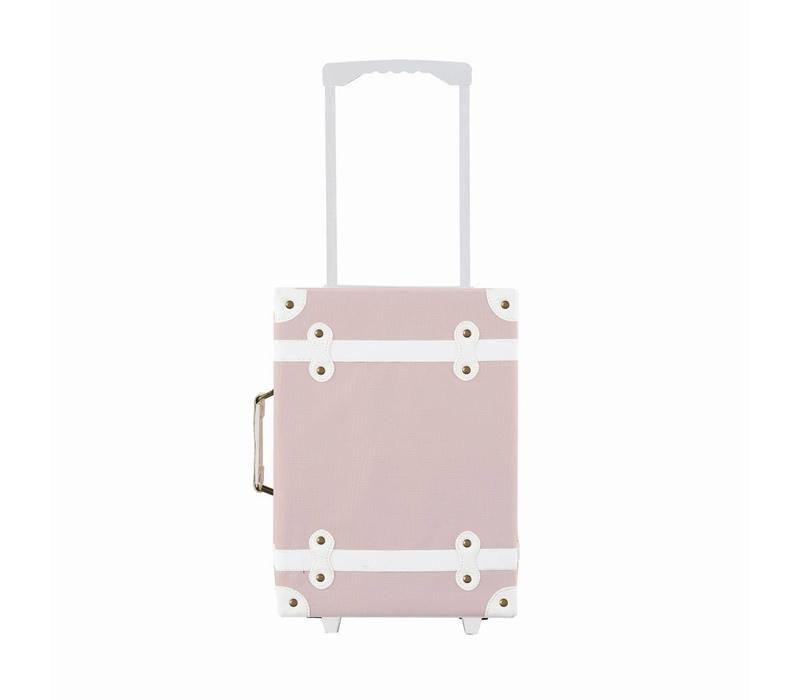 Olli Ella suitcase rose
