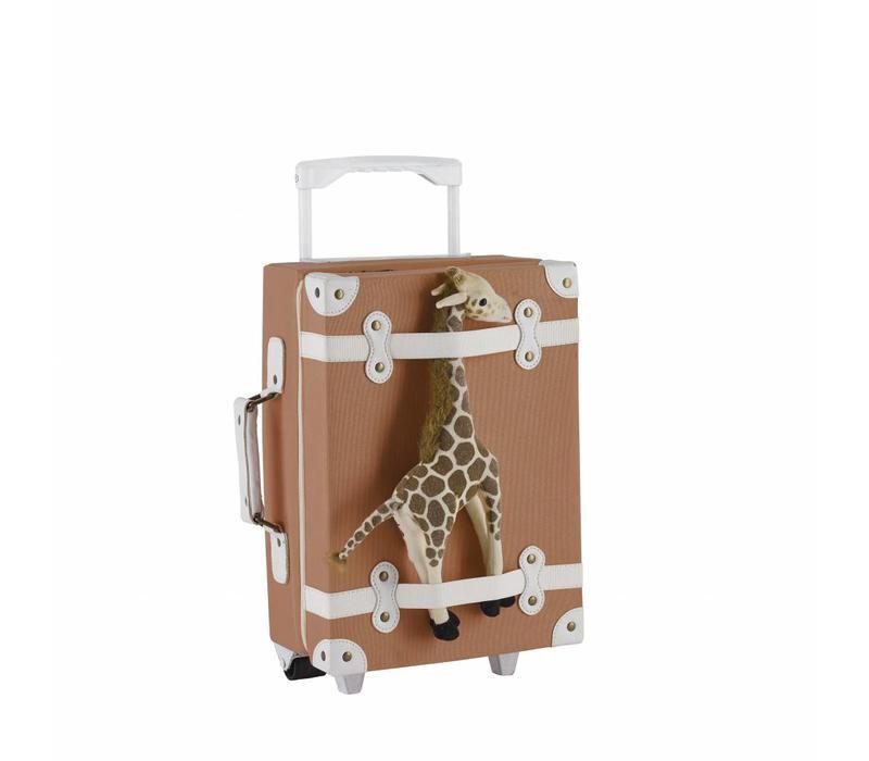 Olli Ella suitcase rust