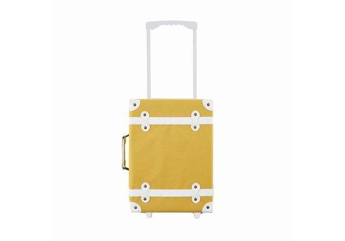 Olli Ella Olli Ella suitcase mustard