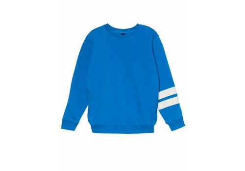 10 Days 10 Days sweater plain bright blue