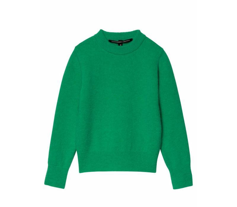 10 Days sweater bright green