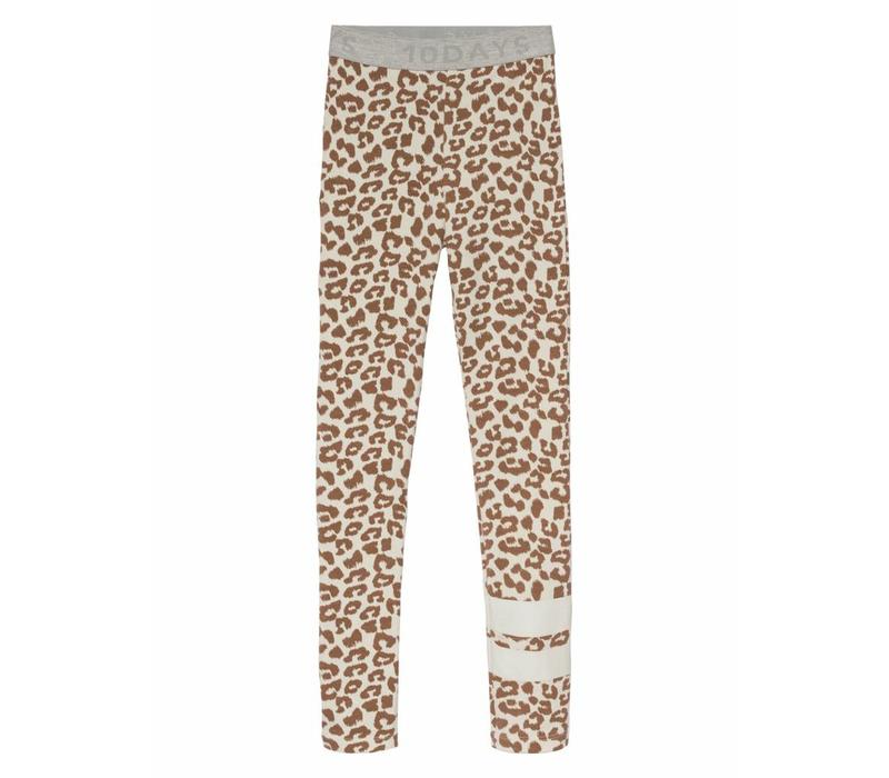 10 Days legging leopard bone
