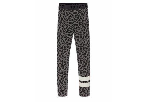 10 Days 10 Days legging leopard mid grey