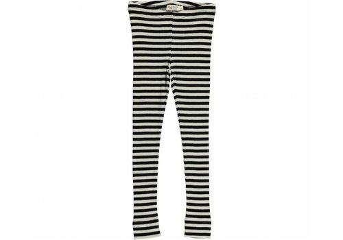 Mar Mar Copenhagen MarMar legging stripe black white