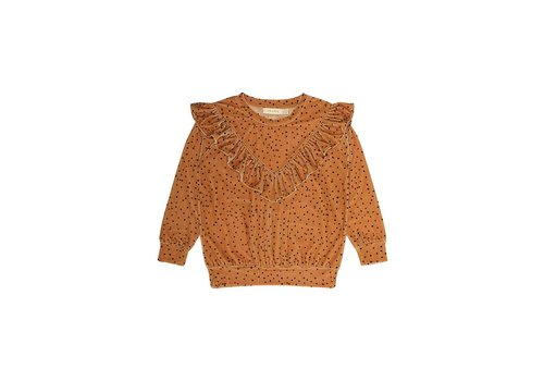 Soft gallery Soft Gallery Sweater betsy golden yellow dotties