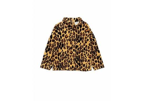 Mini Rodini Mini Rodini sweatshirt leopard velours