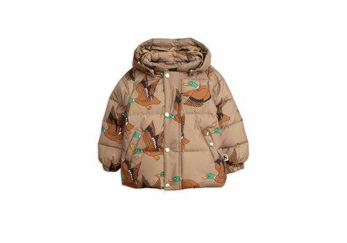 Mini Rodini Mini Rodini ducks puffer jacket
