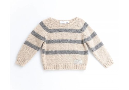 Tocoto vintage Tocoto vintage striped knit sweater